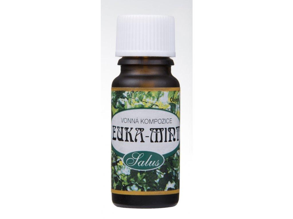 Saloos Esenciální olej Euka Mint 10 ml