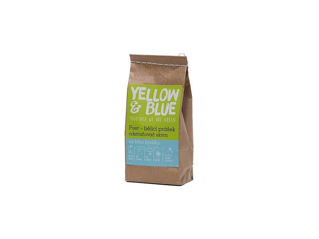 Yellow & Blue Bělící prášek PUER sáček 250g