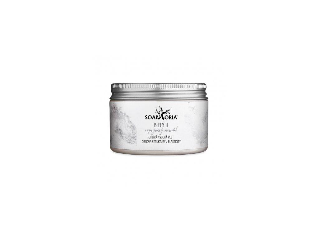 Soaphoria Přírodní kosmetický Bílý jíl 150 ml