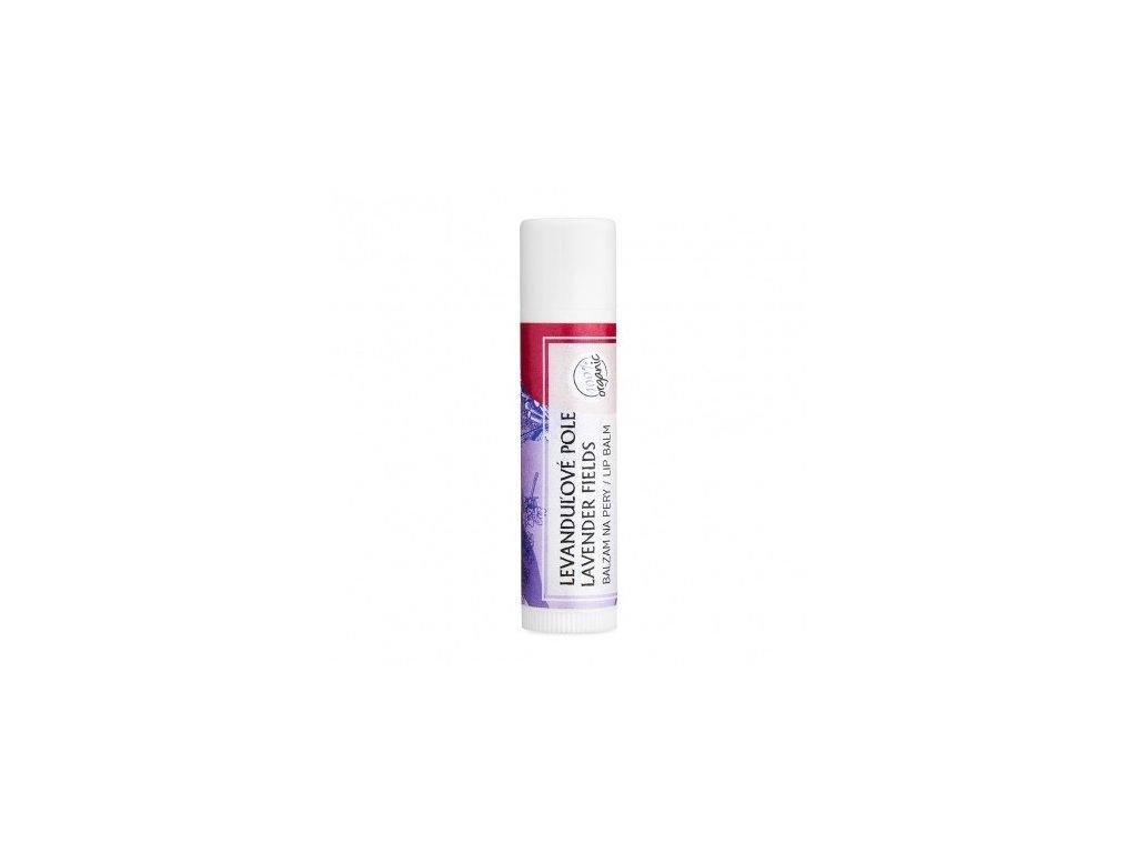 Soaphoria Organický balzám na rty Levandule 5 g