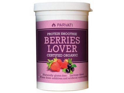 Iswari Protein smoothie BIO Berries lover 160g