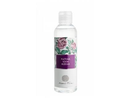 Nobilis Tilia Pleťová voda růžová 200 ml