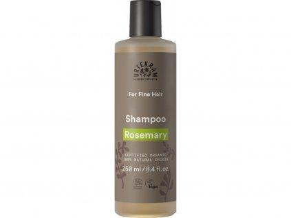 Urtekram Šampon Rozmarýna pro jemné vlasy Bio 250 ml