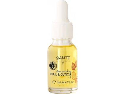 Sante Ultra výživný olej na nehty a nehtové lůžko 15ml