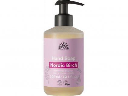 Urtekram Severská bříza tekuté mýdlo na ruce antibakteriální BIO 380 ml