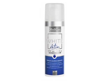 Syncare Medicare Krém pro zesvětlování pigmentu White Action 30 ml