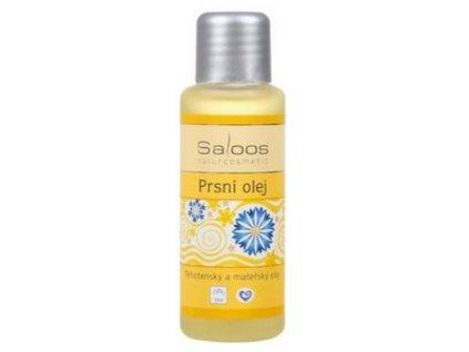 Saloos Olej prsní 50 ml