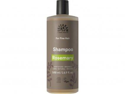 Urtekram Šampon Rozmarýna pro jemné vlasy Bio 500 ml