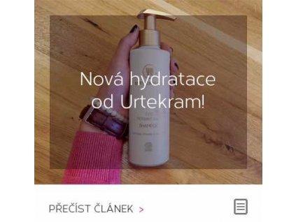 Nová hydratace od Urtekram