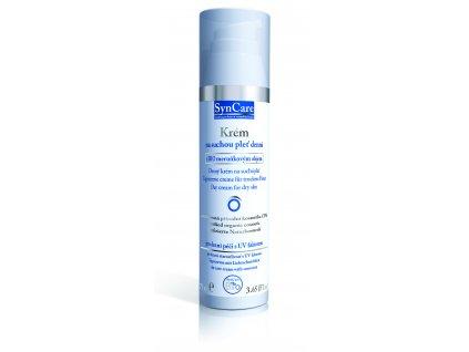 Syncare Denní krém na suchou pleť s UV filtrem CPK 75 ml