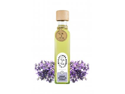Ťuli a Ťuli Přírodní sprchový gel levandule 250 ml