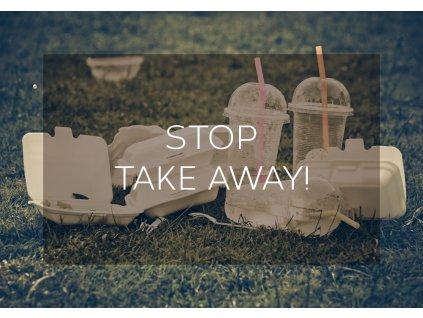 EKOPÁTEK - STOP TAKE AWAY