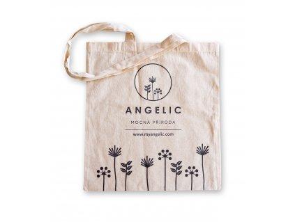 Angelic Bavlněná nákupní taška