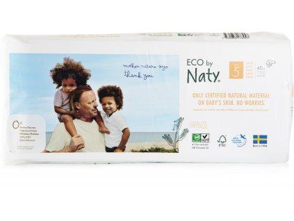 Naty Nature Economy Pack Junior 11-25 kg 40ks