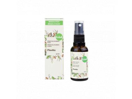 Kvitok Ošetřující olej na vousy a bradu Plnovous 30 ml