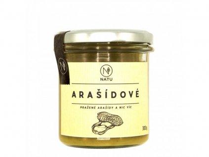 Natu Arašídové pražené máslo 300g