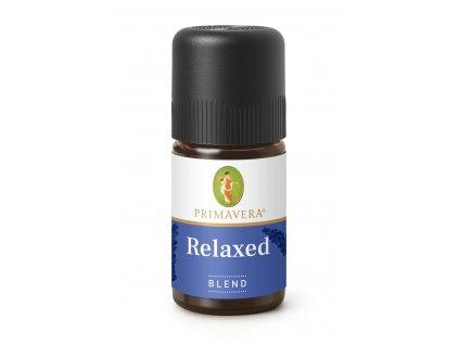 Primavera Vonná směs éterických olejů Relaxed 5 ml