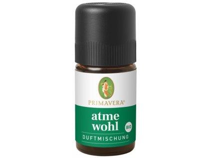 Primavera Směs éterických olejů Cold Remedy Bio 5 ml - proti chřipce a nachlazení
