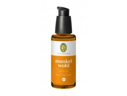 Primavera Aktivující olej Muscle Remedy 50ml