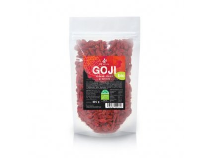 Allnature Goji sušené plody Bio 250g