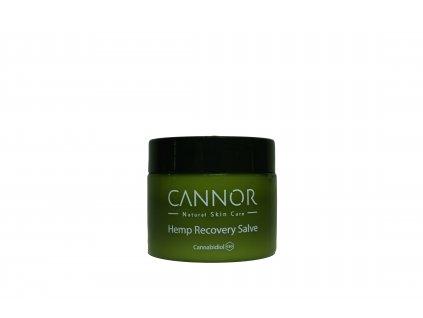 Cannor Vysoce regenerační mast s CBD-Hemp Recovery Salve 50ml