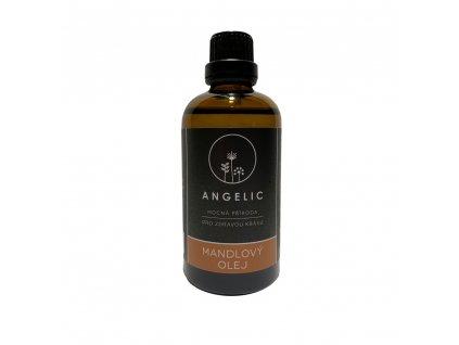 Angelic Mandlový olej 100 ml