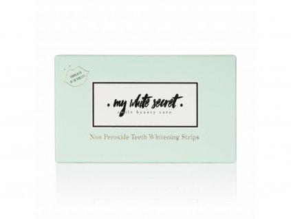 My White Secret Bělící pásky na zuby na 2 týdny (14 ks)