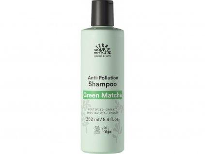 Urtekram Šampón na suché a poškozené vlasy Green Matcha Bio 250 ml