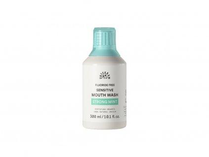 Urtekram Ústní voda Máta Sensitive Bio 300 ml