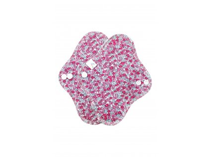 Breberky Slipová vložka bavlna - Drobné květy