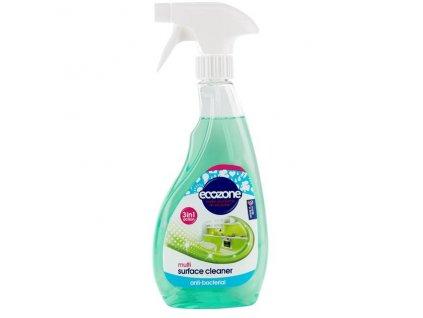 Ecozone Antibakteriální úklidový sprej 3v1 500 ml