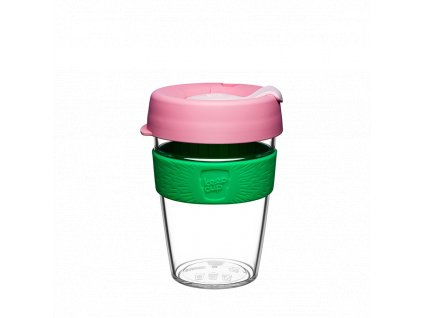 KeepCup Clear Edition Willow M 340 ml