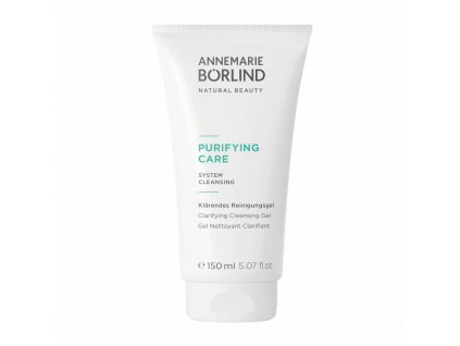 Annemarie Börlind Purifying care System Cleansing Čistící gel 150ml