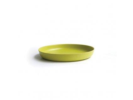 Ekobo Dětský talíř malý Lime 1ks