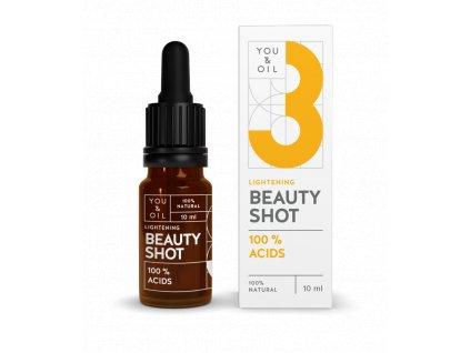 You & Oil Beauty Shot 100% Acids 10 ml