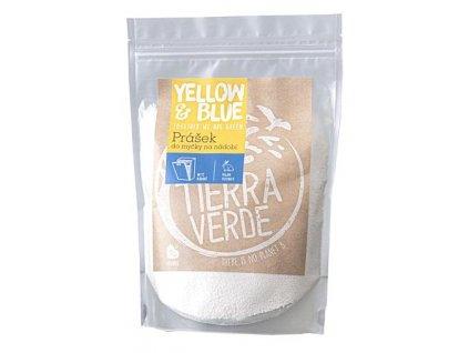Yellow & Blue Prášek do myčky na nádobí 1kg