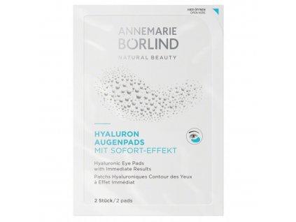 Annemarie Börlind Hyaluronové hydratační obklady na oči