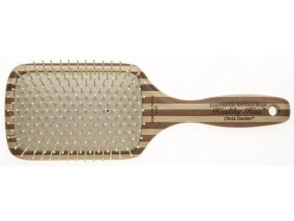 Olivia Garden Healthy Hair Kartáč Paddle HHP7