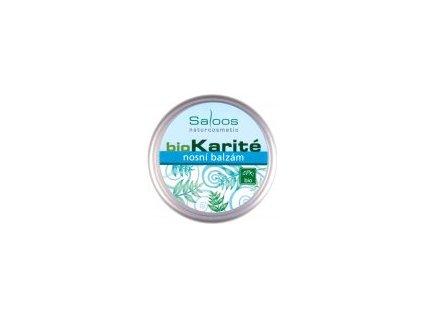 Saloos Bio Karité Nosní balzám 19 ml