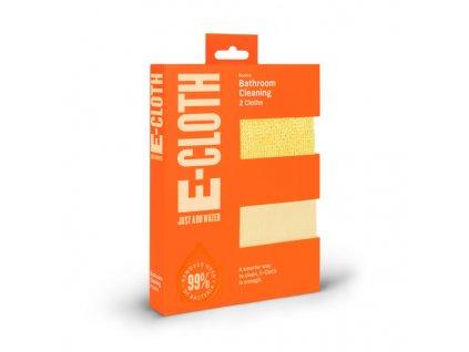 E-cloth Sada hadříků do koupelny 2ks