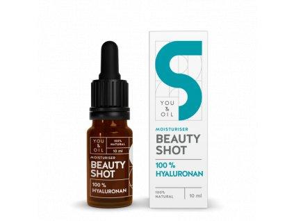 You & Oil Beauty Shot 100% Hyaluronan 10 ml