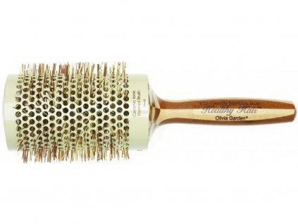 Olivia Garden Healthy Hair Thermo kartáč 63 mm