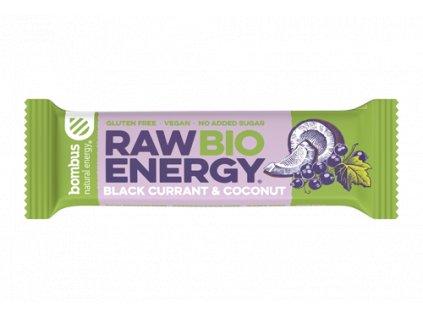 bombus bio blackcurrant coconut