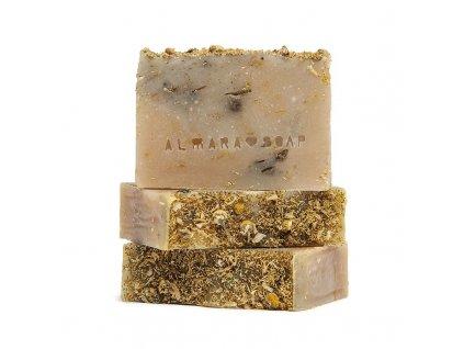 Almara Soap Přírodní tuhé mýdlo Intimní 90 +- 5 g