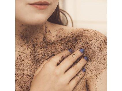 cofee scrub