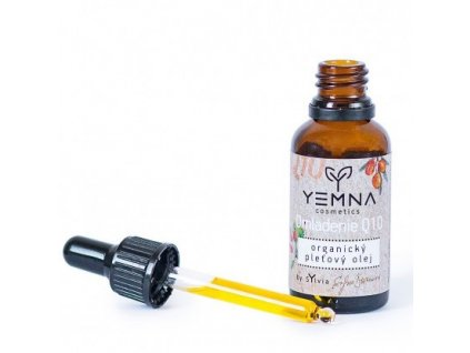 Yemna Pleťový olej s Q10 Omlazení 30 ml