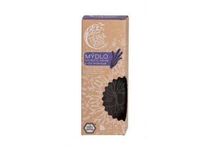Tierra Verde Tekuté mýdlo na ruce s vůní levandule 230 ml