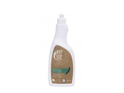 Tierra Verde Tekuté mýdlo na ruce s vůní rozmarýnu 750 ml