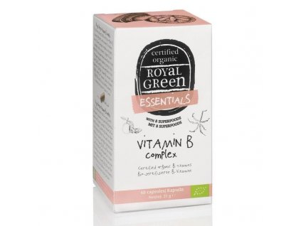 Royal Green Bio Vitamím B komplex 60 tablet