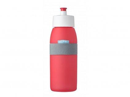 Mepal Sportovní lahev Ellipse Nordic Red 500 ml